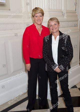 Clare Balding & Alice Arnold
