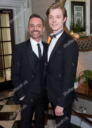 Editorial photo of British LGBT Awards, London, UK - 12 May 2017