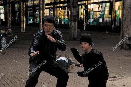 Jackie Chan, Will Shadley