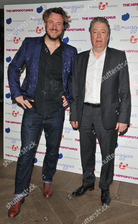 Stock Picture of John Jencks and Roger Allam