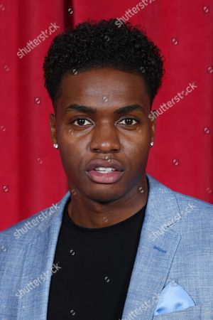 Stock Picture of Duayne Boachie