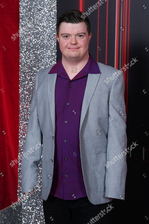 Editorial image of The British Soap Awards, Arrivals, The Lowry, Manchester, Britain - 03 Jun 2017