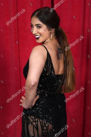 Stock Image of Mandy Thandi