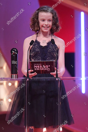 Honor Kneafsey - Best Young Performance presenter