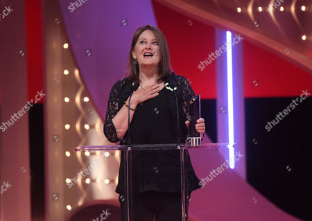 Stock Image of Gillian Richmond - The Tony Warren Award
