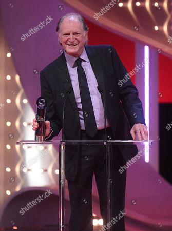 David Bradley - Best Actress presenter
