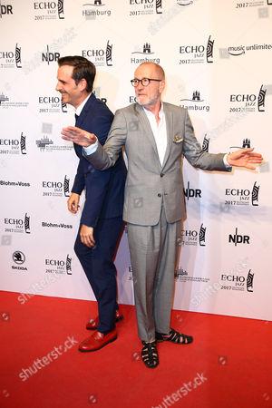 Max von Thun and Peter Lohmeyer