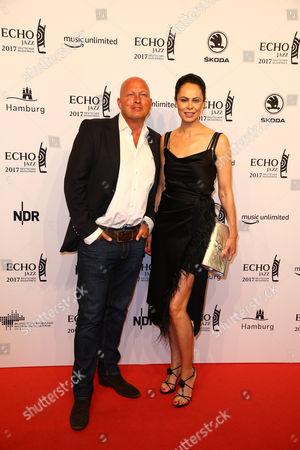 Oliver Grenville and Natalia Klitschko