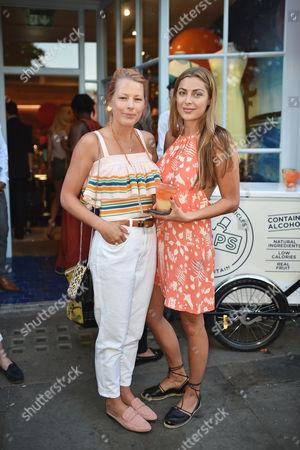 Lily Frieda and Davina Harbord