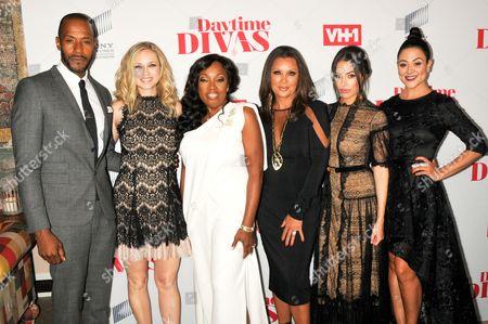 McKinley Freeman, Fiona Gubelmann, Star Jones, Vanessa Williams, Chloe Bridges, Camille Guaty