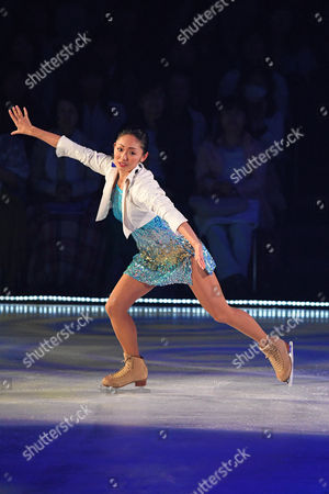 Stock Picture of Miki Ando