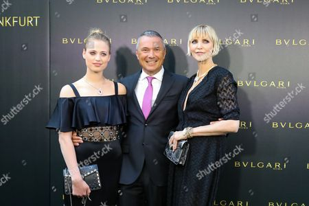 Cosima Auermann, Jean-Christophe Babin (CEO), Nadja Auermann