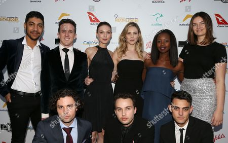 Dakota Shapiro, Ratidzo Mambo, Tilda Cobham-Hervey, Daniel Monks, Mojean Aria, Morgan Griffin, Sam Delich, Mitzi Ruhlmann, Hunter Page-Lochard