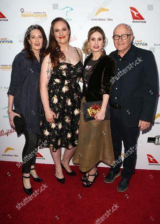 Editorial picture of Australians In Film 9th Annual Heath Ledger Scholarship Dinner, Los Angeles, USA - 01 Jun 2017
