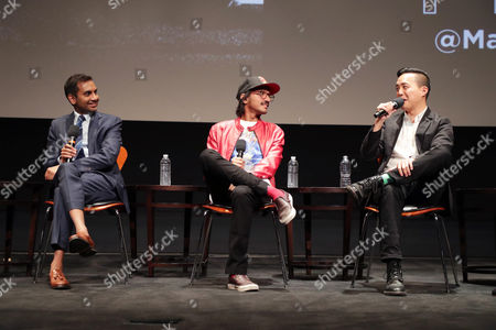 Aziz Ansari, Aniz Ansari, Alan Yang