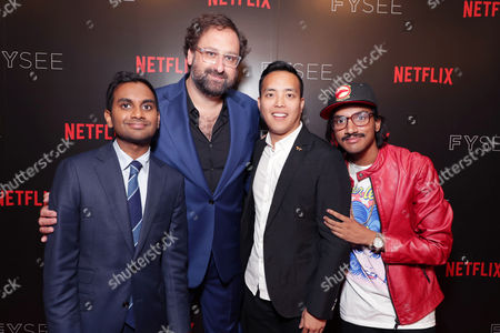 Aziz Ansari, Eric Wareheim, Alan Yang, Aniz Ansari