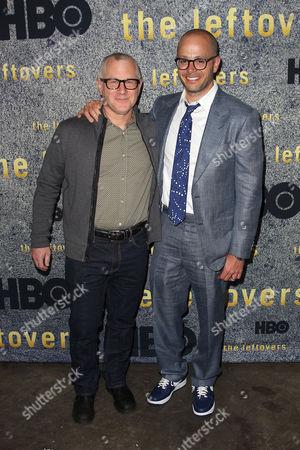Tom Perrotta (Co-Creator; Producer) and Damon Lindelof (Co-Creator; Producer)