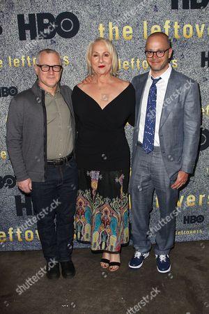 Tom Perrotta (Co-Creator; Producer), Mimi Leder (Director; Producer) and Damon Lindelof (Co-Creator; Producer)
