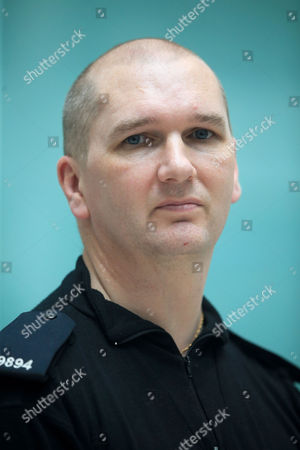 Pc Michael Buckley, 47, who Prince William spoke to during a visit to the headquarters of Greater Manchester Police where he met those involved in the response of last week's suicide bomb attack at the Manchester Arena which killed 22 people
