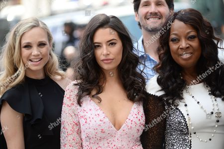 Fiona Gubelmann, Chloe Bridges, Star Jones