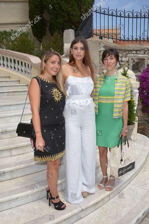 Mademoiselle Valerie Style, Nima Benati and Annalisa Queen