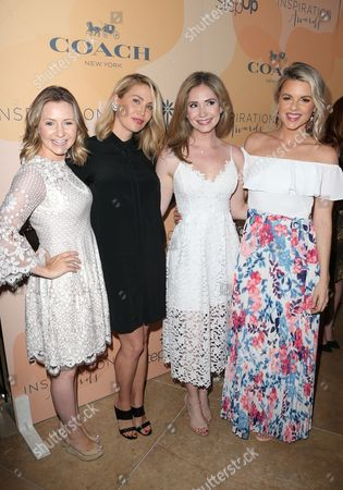 Beverley Mitchell, Willa Ford, Ashley Jones, Ali Fedotowsky-Manno