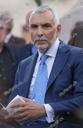 Editorial picture of 'Fiesta Pasion' Italian Embassy, Madrid, Spain - 02 Jun 2017