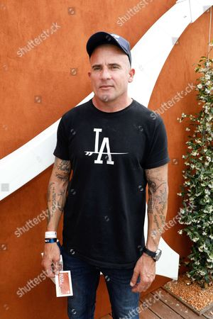 Stock Photo of Dominic Purcell