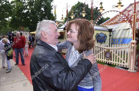 Nina Petri and Heinz Hoenig