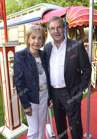 Dagmar Berghoff and Jan Hofer