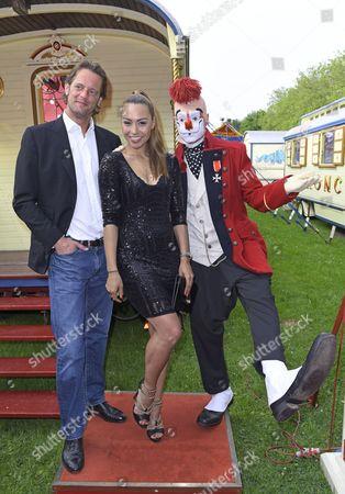 Ronja Hilbig and Steffen von der Beeck