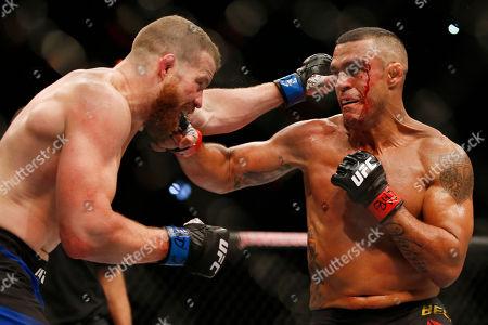 Editorial picture of UFC Mixed Martial Arts, Rio de Janeiro, Brazil - 04 Jun 2017