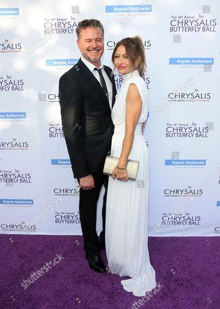 Rebecca Gayheart, husband Eric Dane