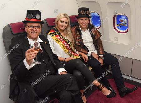Soraya Kohlmann,  Roland Mack, Oliver Wagner