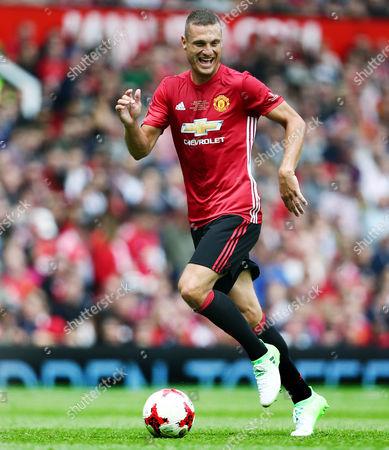 Nemanja Vidic of Man Utd 08 XI