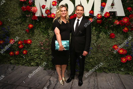 Editorial photo of The Museum of Modern Art's Party in the Garden, Arrivals, New York, USA - 05 June 2017