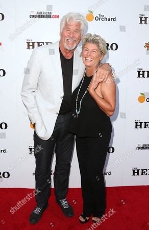 Barry Bostwick and Sherri Jensen