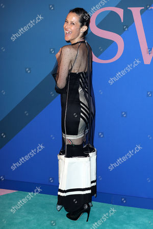 Editorial photo of CFDA Fashion Awards, Arrivals, New York, USA - 05 June 2017