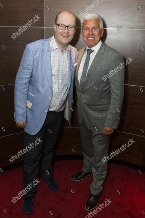 Michael Harrison (Producer) and David Ian (Producer)