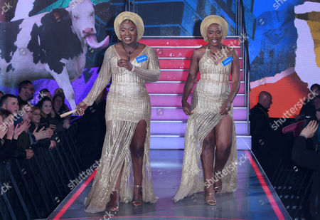 Deborah Agboola and sister Hannah Agboola
