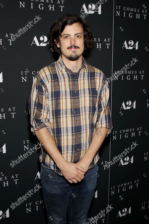 Editorial photo of New York Premiere of A24's 'It Comes at Night' Presented by Ruffino Wines, New York, USA - 05 Jun 2017