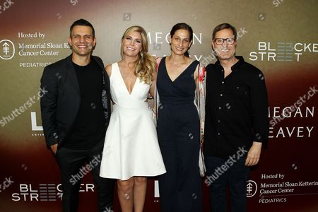 Pete Shilaimon, Megan Leavey, Jennifer Monroe, Mickey Liddell
