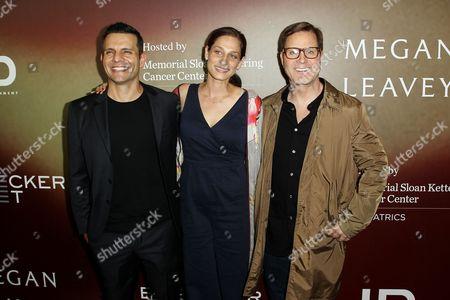 Pete Shilaimon, Jennifer Monroe, Mickey Liddell