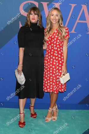 Editorial photo of CFDA Fashion Awards, Arrivals, New York, USA - 05 Jun 2017