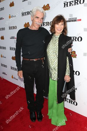 Sam Elliott and Anne Archer