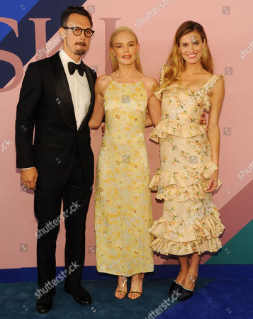 Kristopher Brock, Kate Bosworth, Laura Vassar Brock