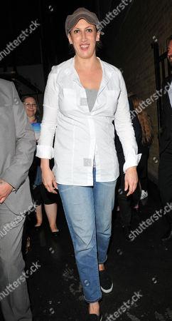 Stock Image of Miranda Hart
