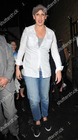 Editorial photo of 'Annie' press night, London, UK - 05 Jun 2017