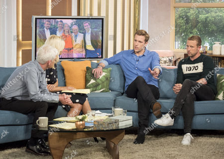 Editorial picture of 'This Morning' TV show, London, UK - 06 Jun 2017