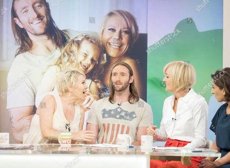 Editorial image of 'Loose Women' TV show, London, UK - 06 Jun 2017